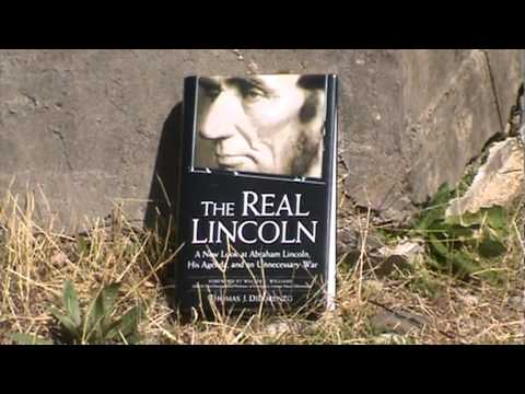 Lincoln was tyrannical scum!