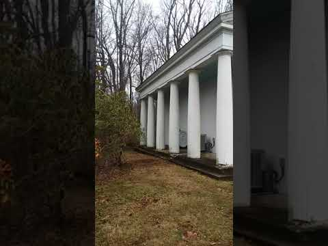 ROSICRUCIAN PYRAMID COMPLEX IN QUAKERTOWN, PA PART 1