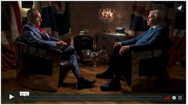 David Icke's Explosive Interview With London Real - The Video That Youtube Doesn't Want You To See