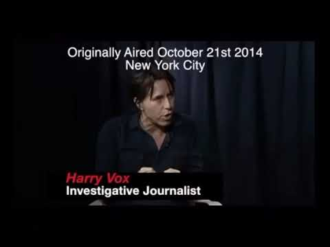 Investigative journalist Harry Vox filmed 2014