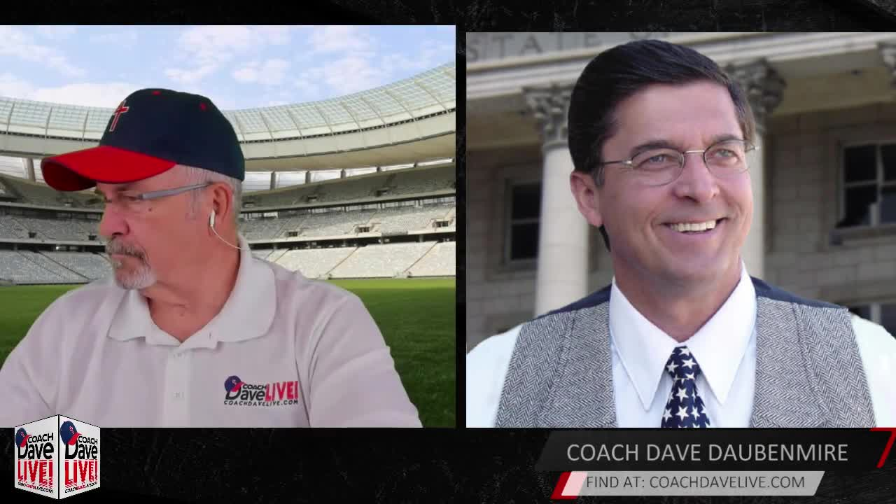 Petitioning the Government   Coach Dave LIVE   5-1-2020