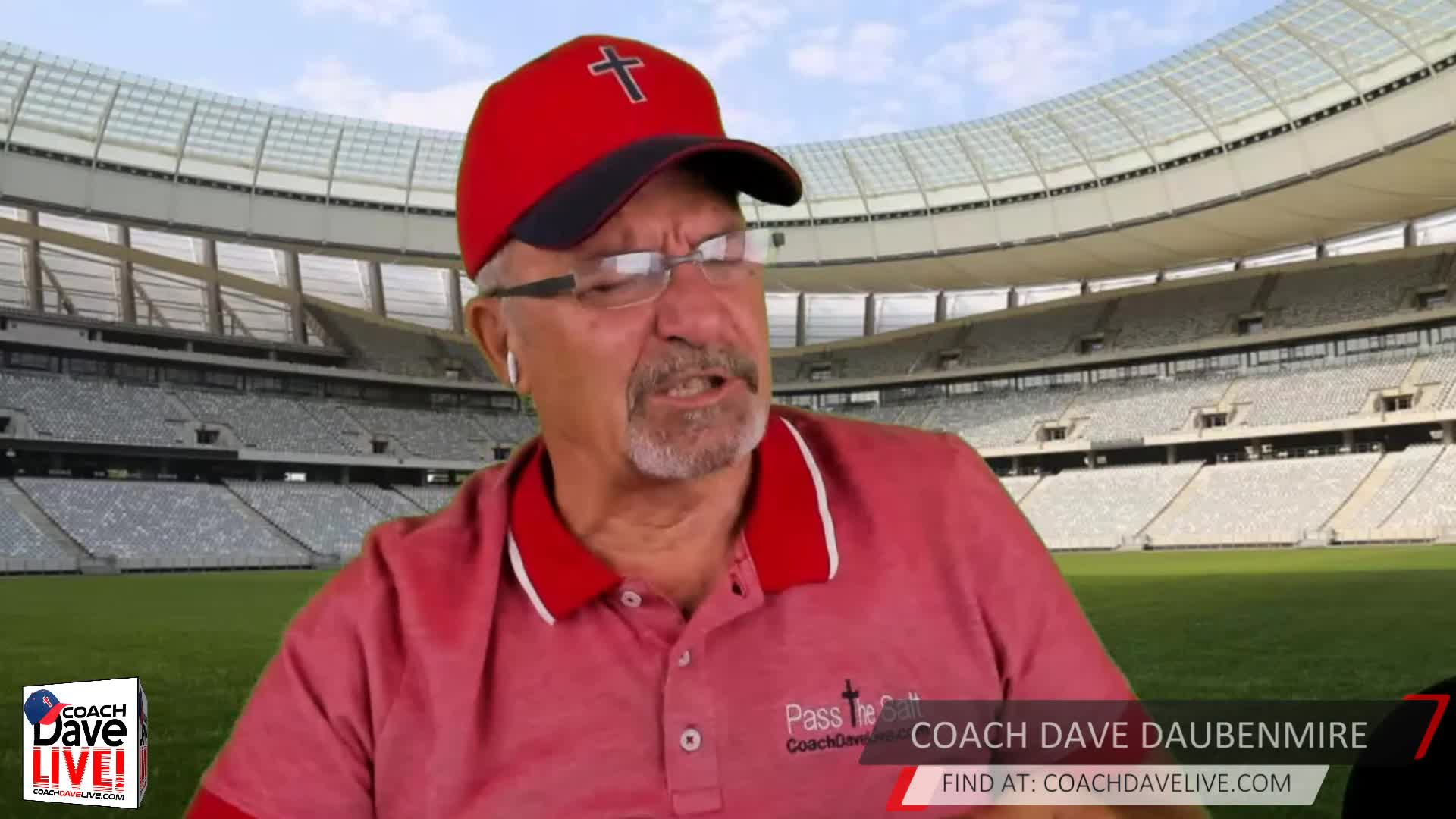 Coach Dave LIVE | 07-30-2020 | Incubus, Succubus and Nephilim