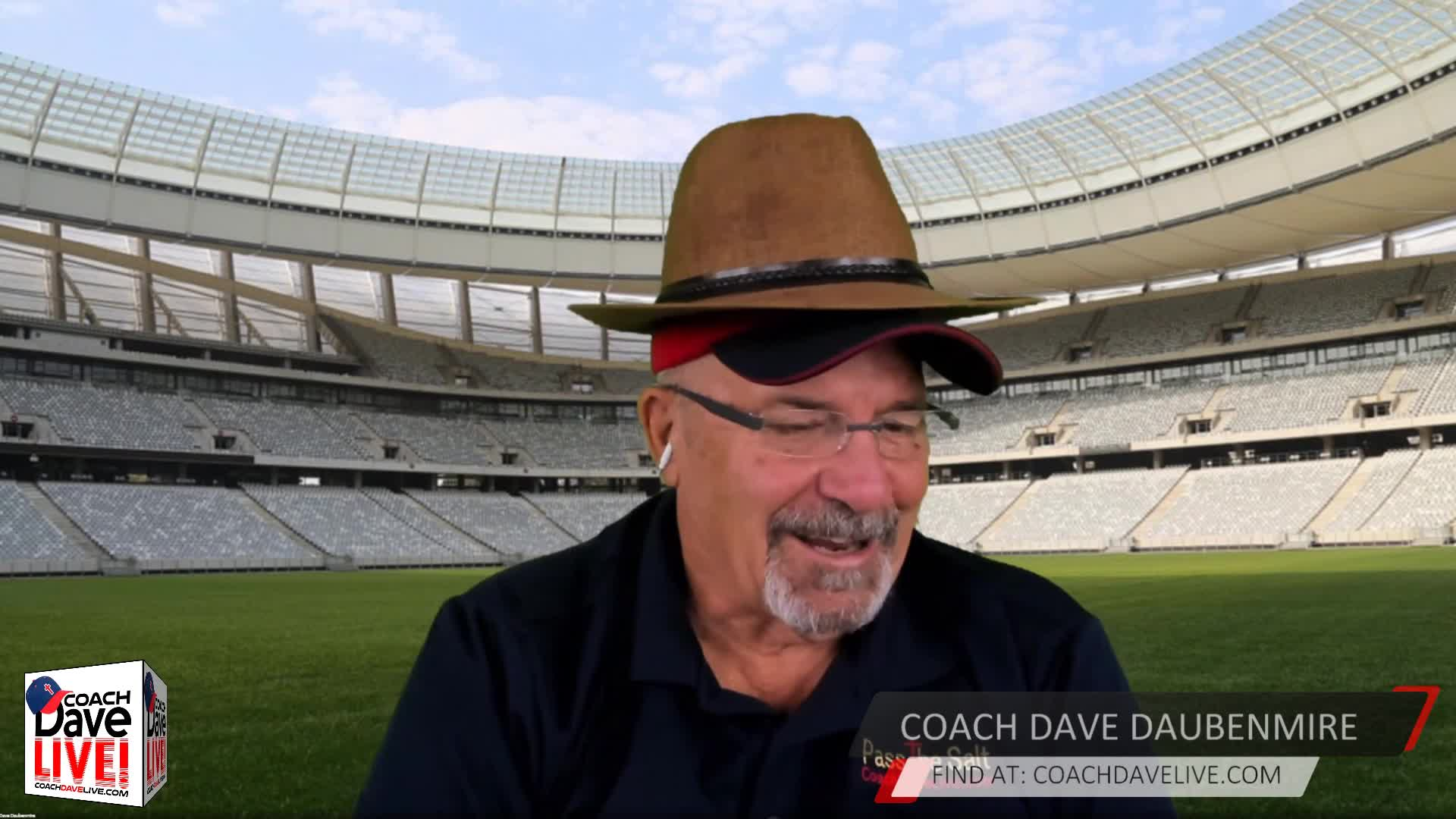 Coach Dave LIVE   09-15-2020   WE'RE NOT GOING TO TAKE IT