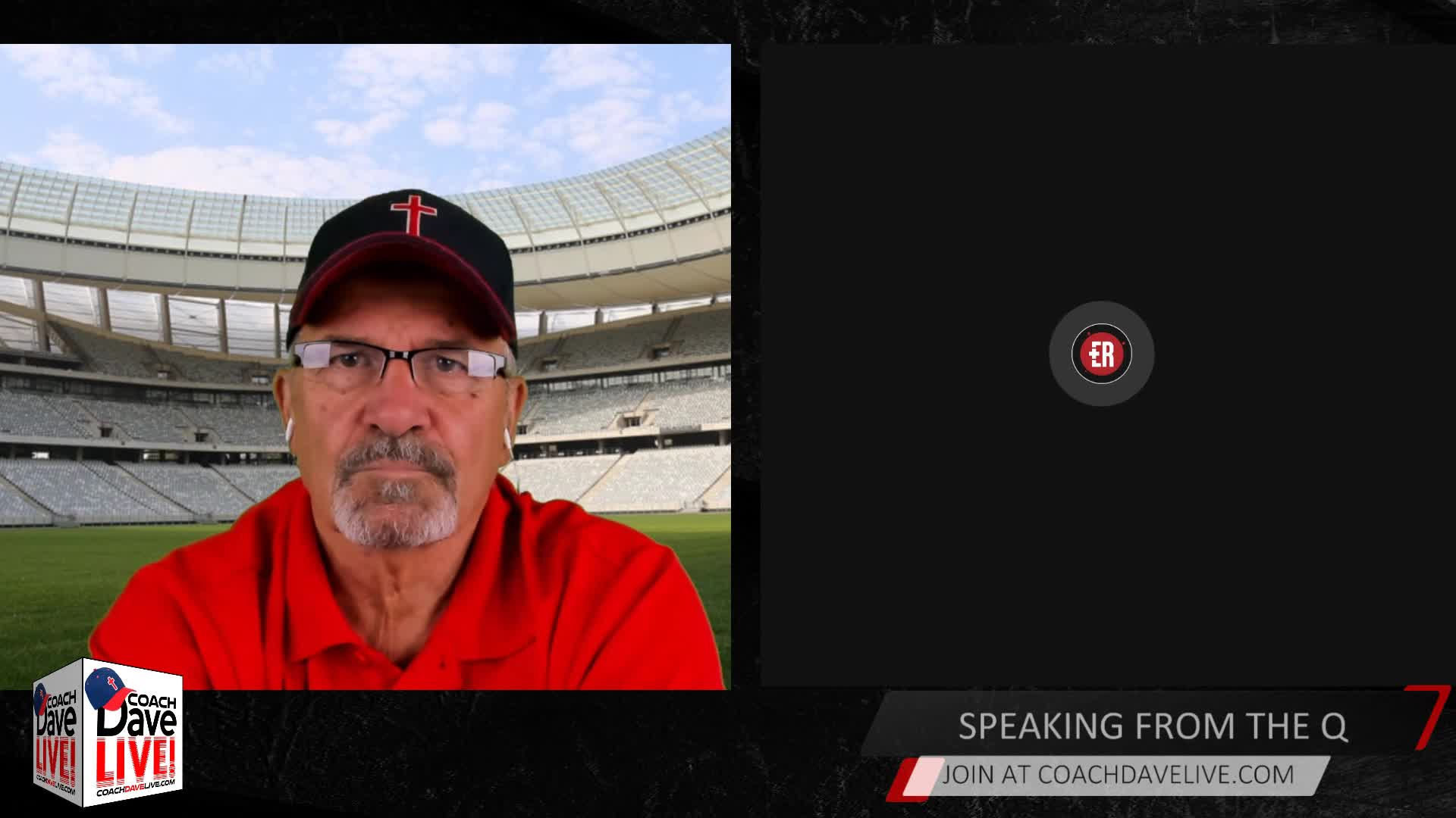Coach Dave LIVE | 9.28.2020 | Obey the Call