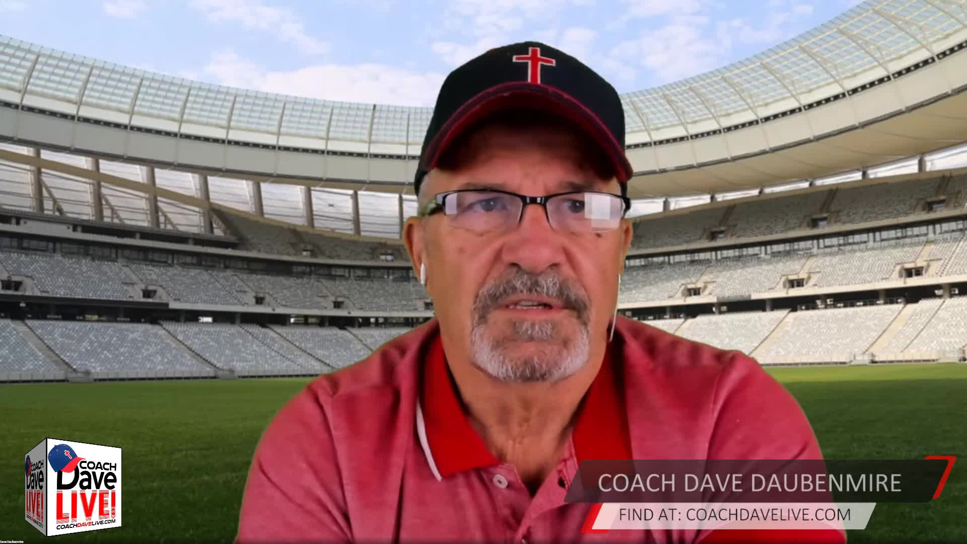 Coach Dave LIVE   09-30-2020   THE STRONG DELUSION