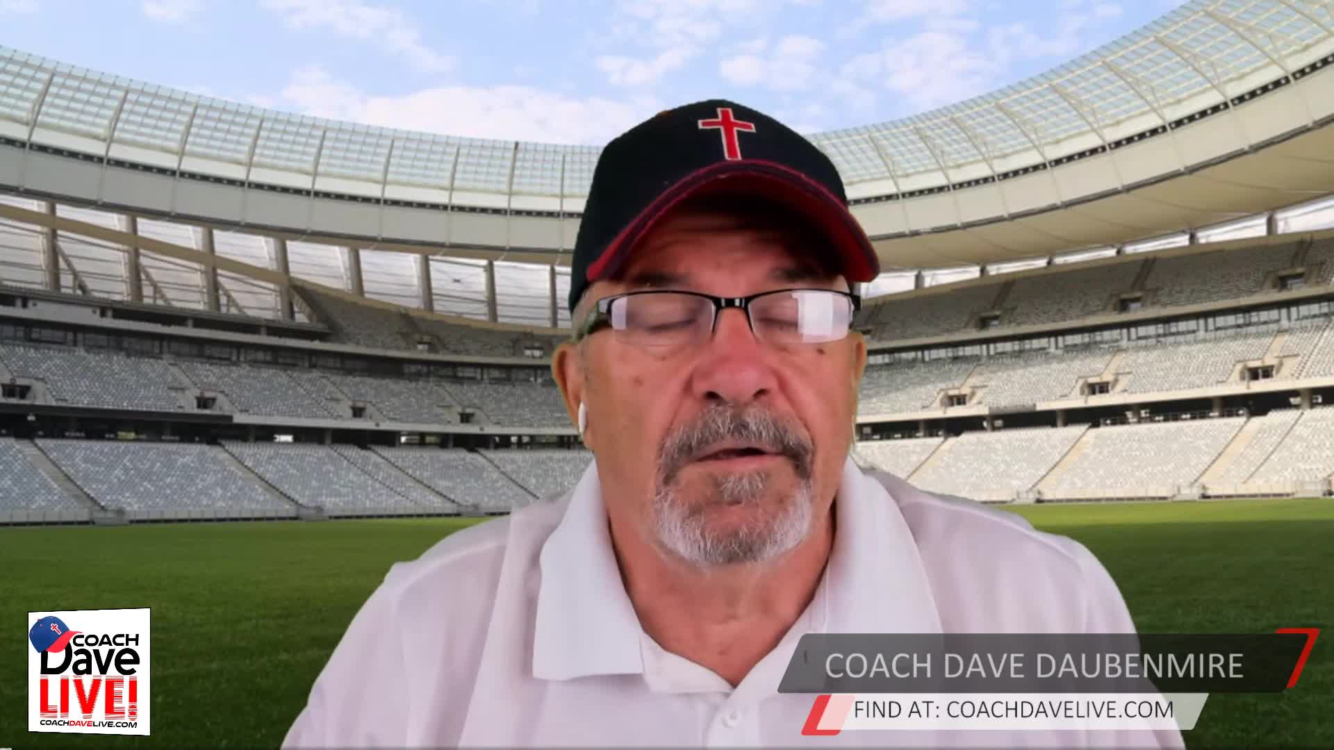 Coach Dave LIVE   10-02-2020   CITIZENSHIP AND ETHICS WITH JOHN DIAMOND