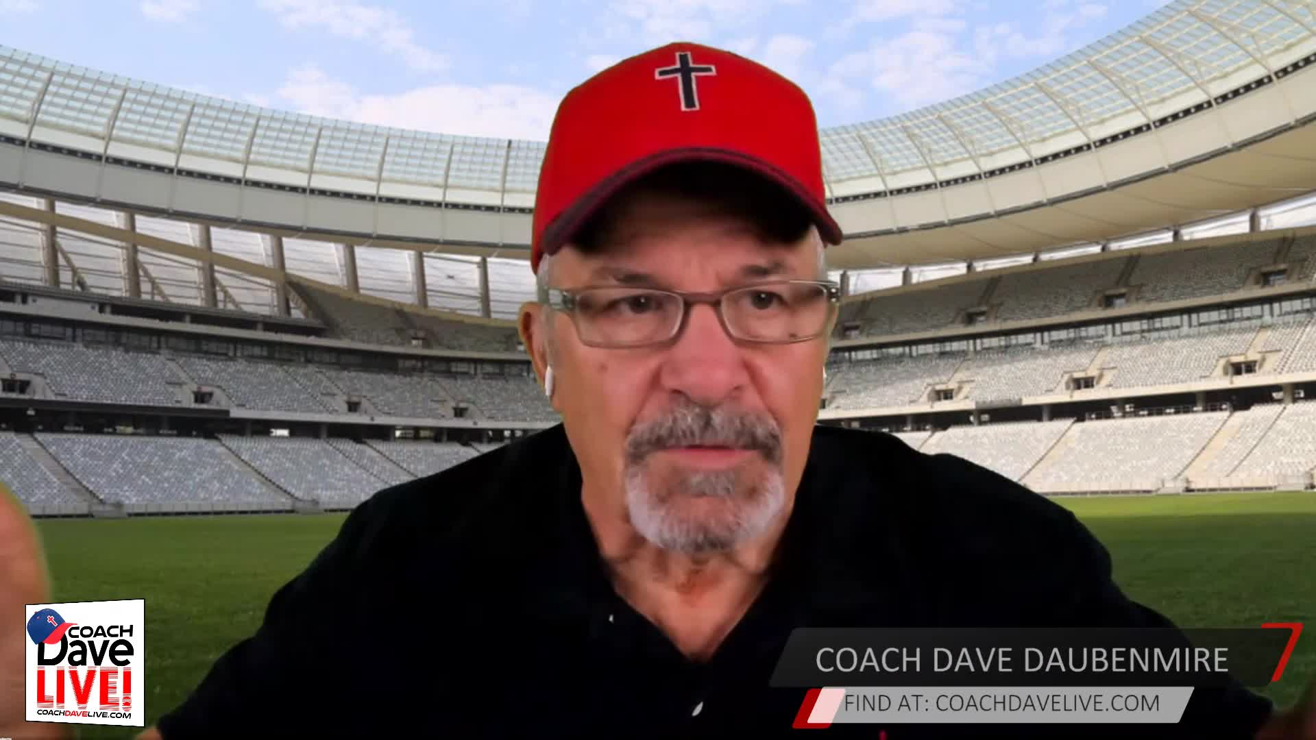 Coach Dave LIVE | 10-19-2020 | WHAT'S HOLDING YOU BACK?