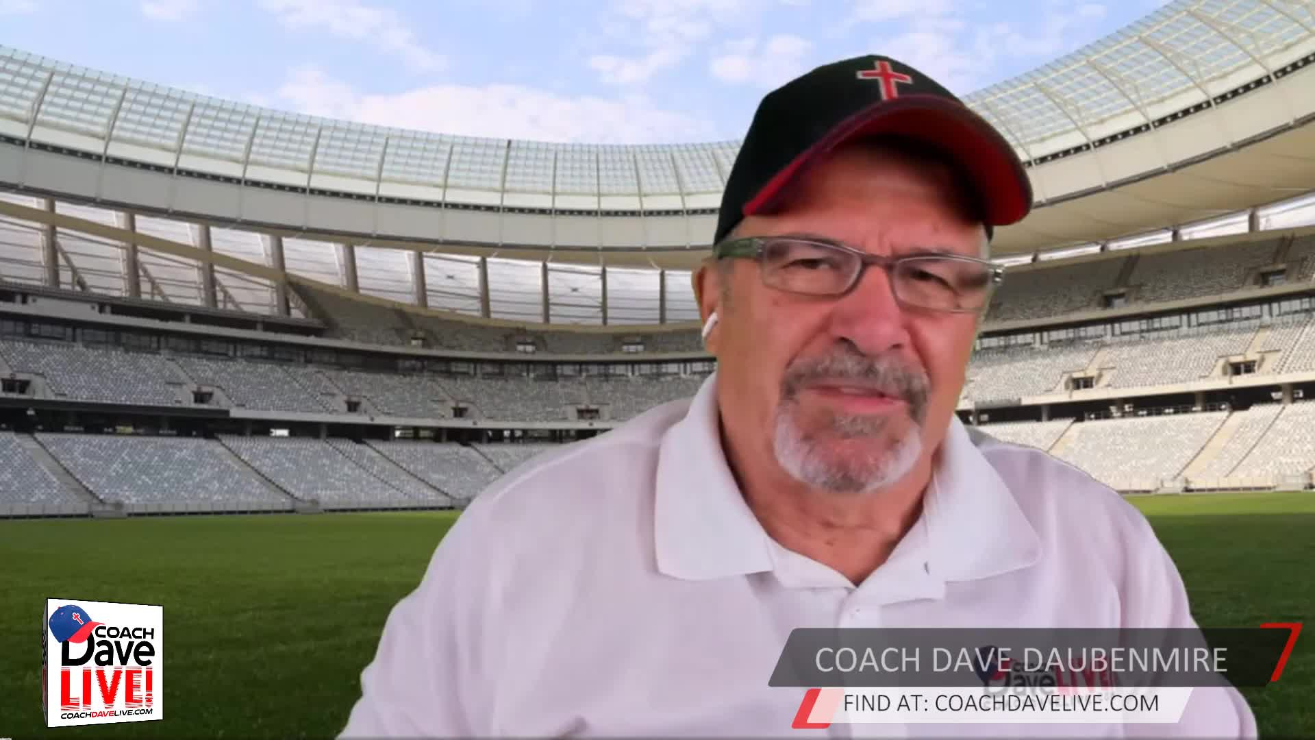 Coach Dave LIVE | 10-20-2020 | JUSTICE FOR ATHALIAH