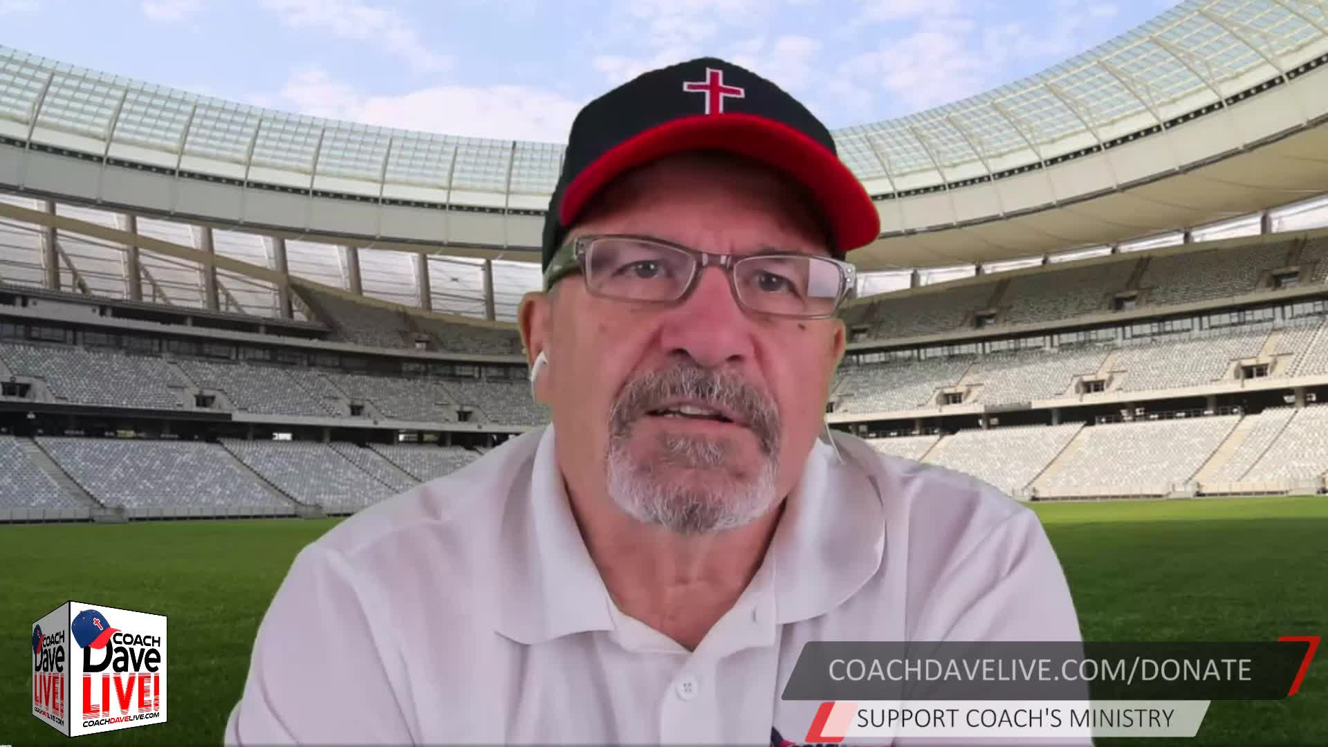 Coach Dave LIVE | 11-19-2020 | THE KINGS OF THIS EARTH