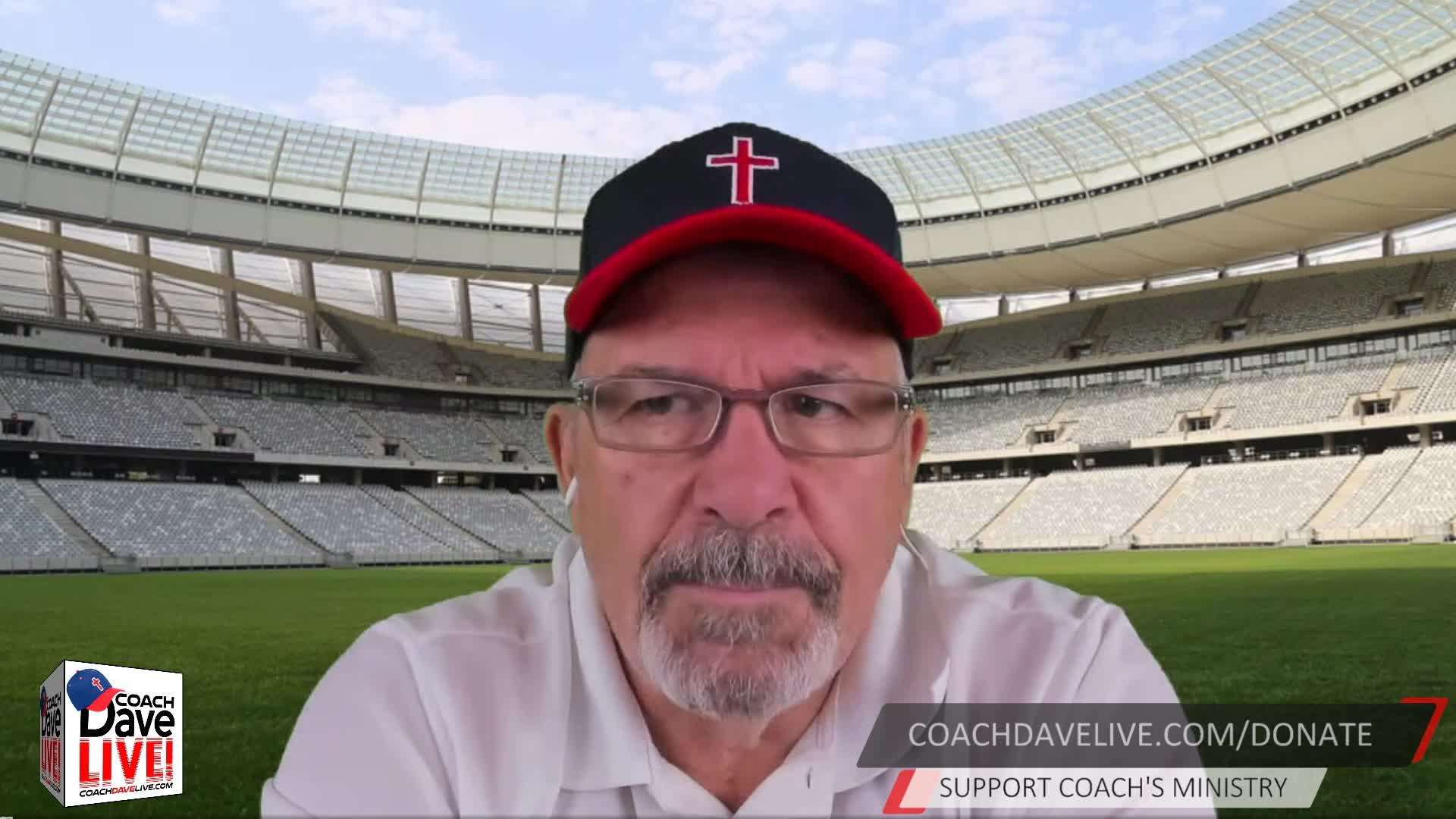 Coach Dave LIVE   11-23-2020   GETTING LIVELY