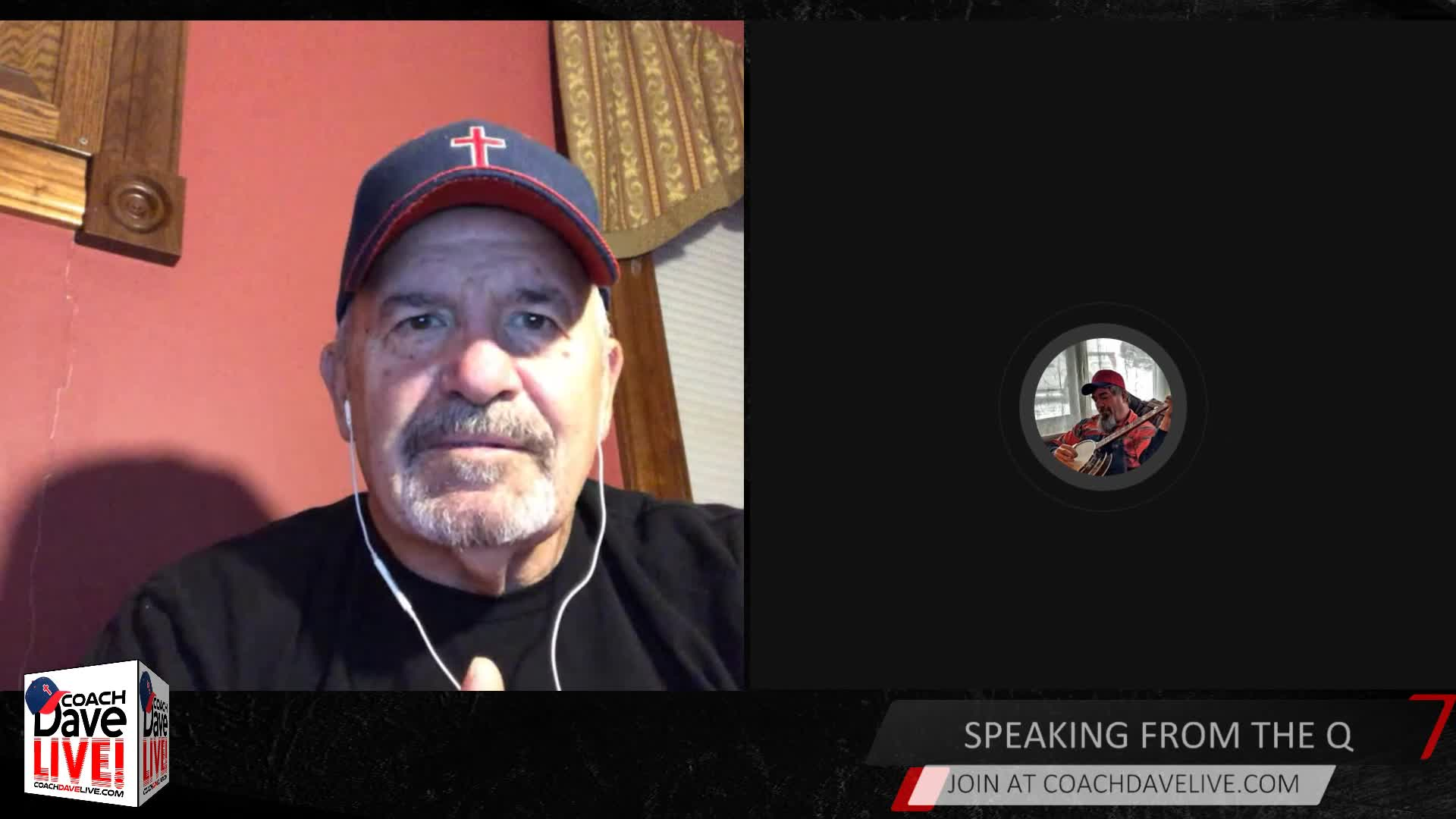 Coach Dave LIVE   11-25-2020   DELIVER THE MAIL