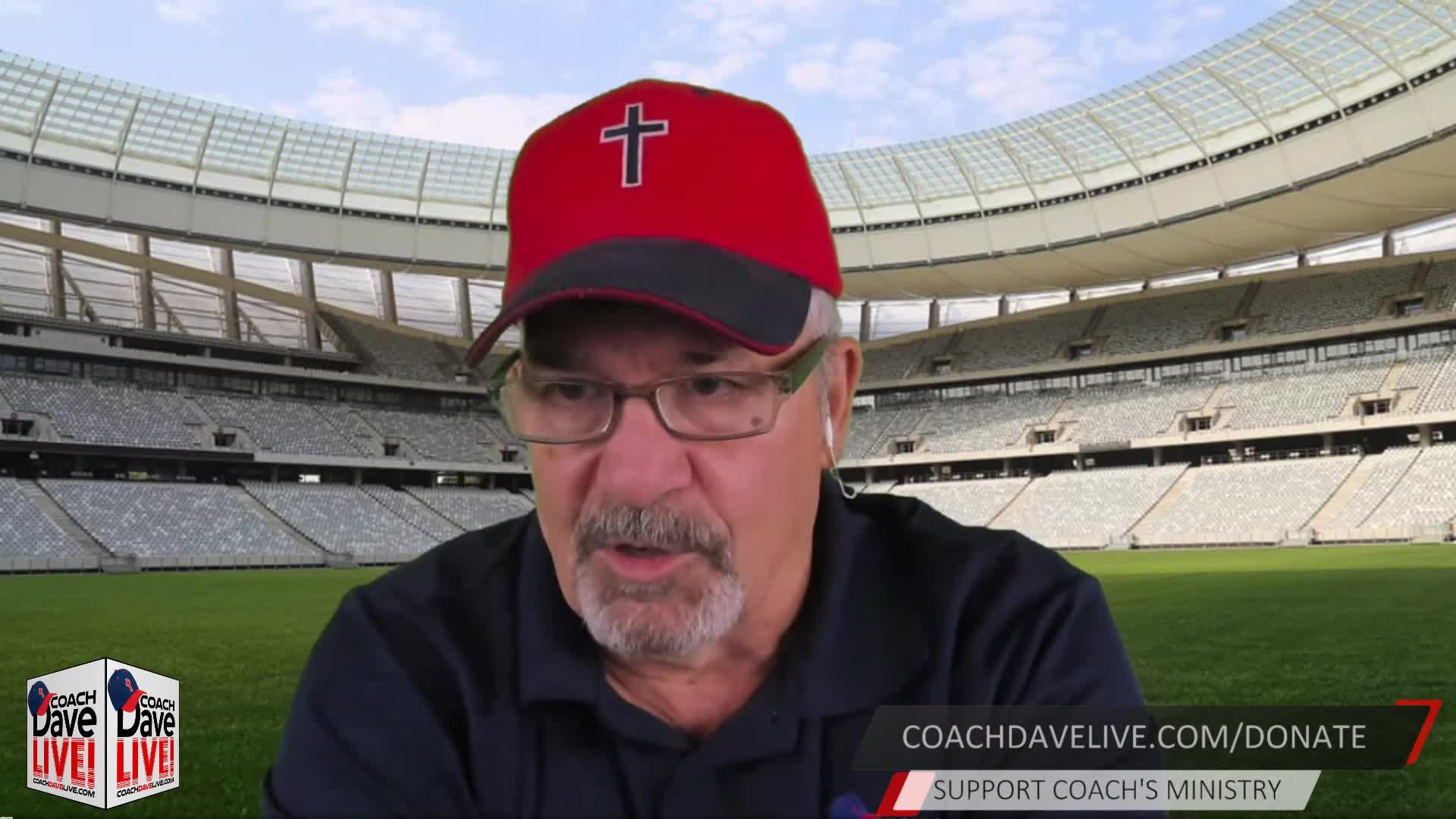 Coach Dave LIVE | 11-30-2020 | With All Boldness