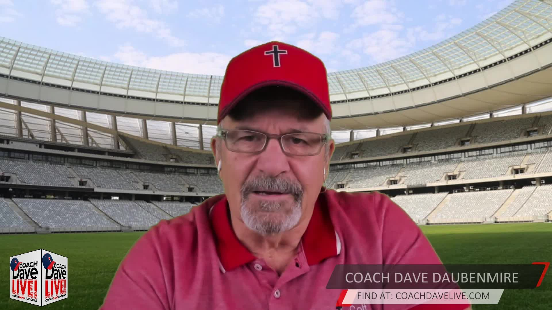 Coach Dave LIVE   12-15-2020   ROOT OUT