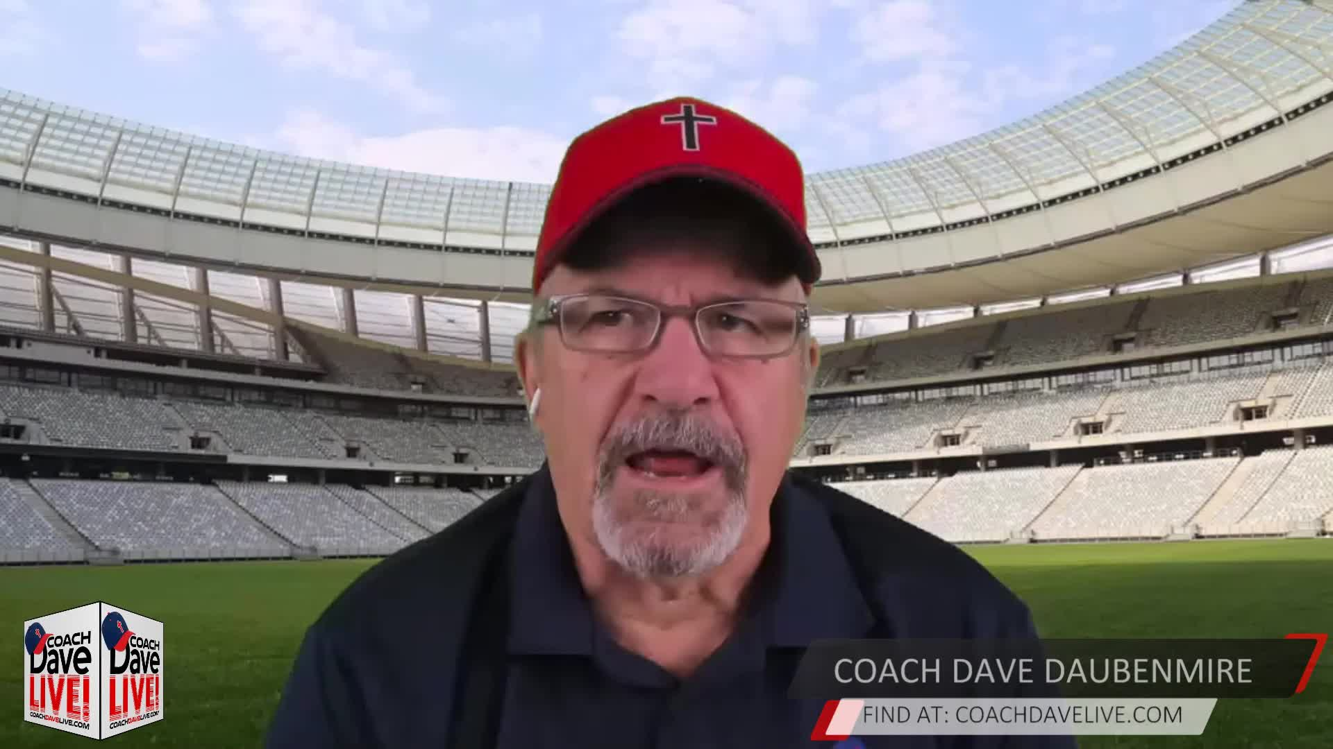 Coach Dave LIVE | 12-16-2020 | ARMED MEN GOING TO DC 4 JANUARY