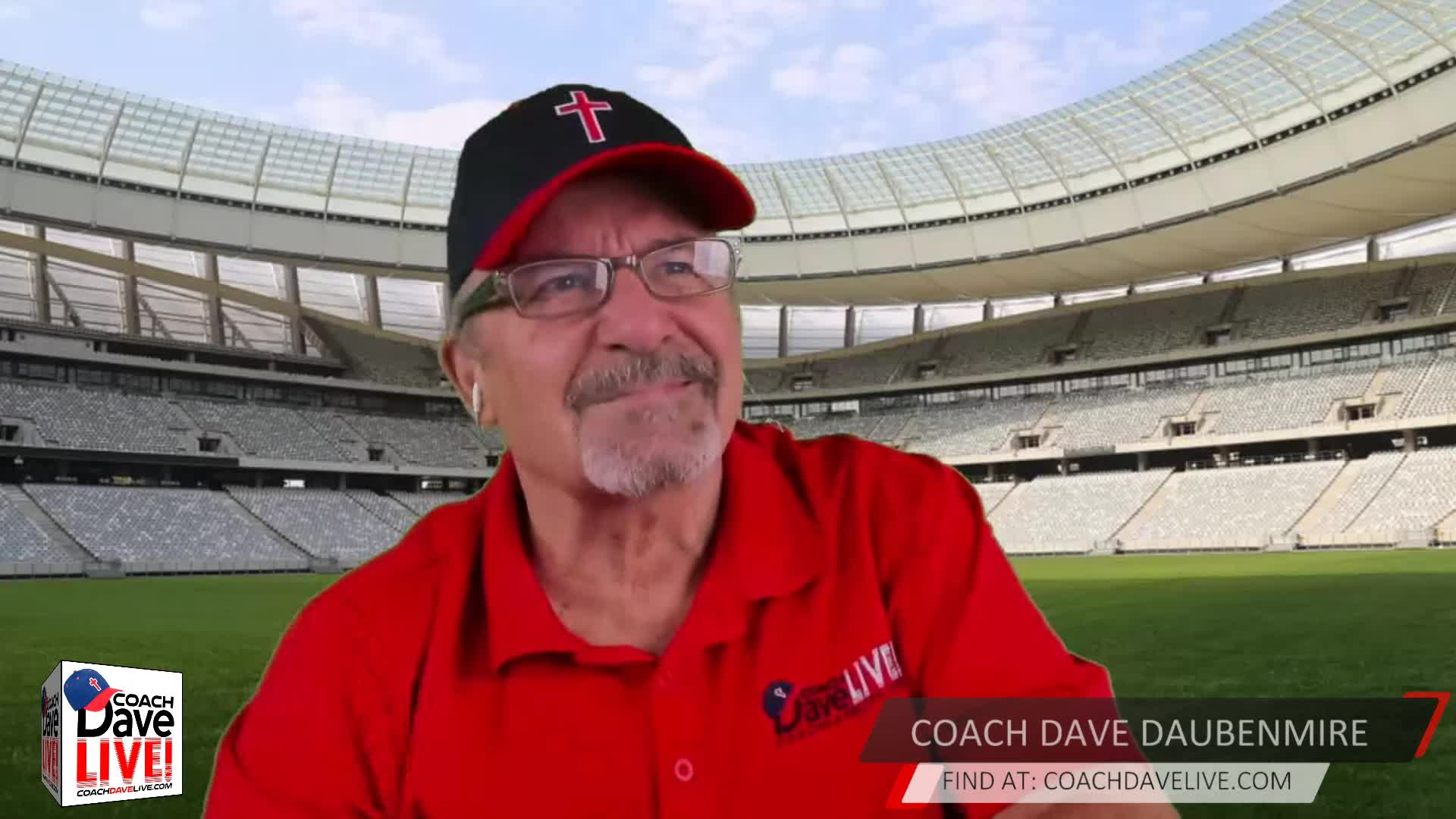 Coach Dave LIVE   12-22-2020   ROOTING OUT EVIL SPIRITS