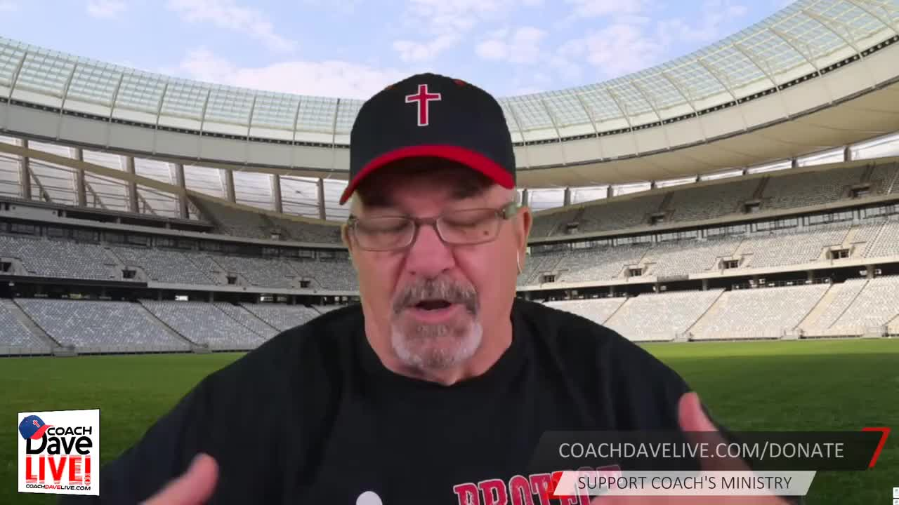 Coach Dave LIVE | 01-08-2021 | REST IF YOU MUST, BUT DON'T QUIT!