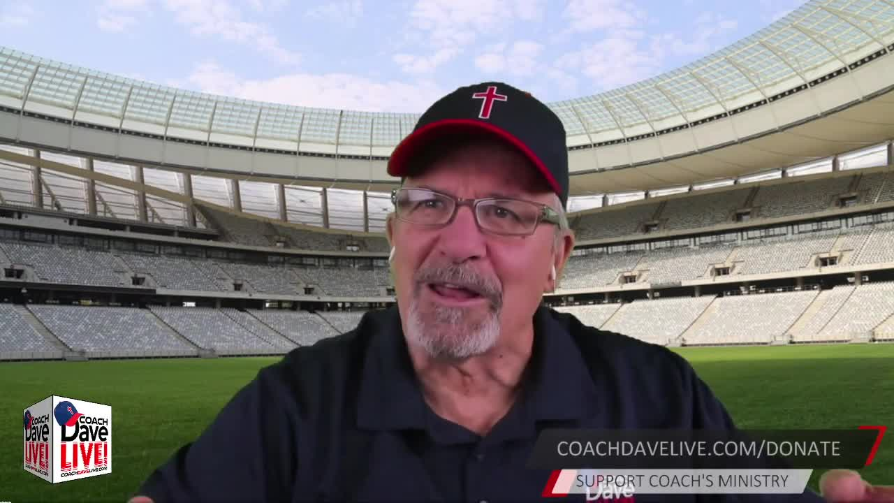 Coach Dave LIVE | 01-20-2021 | THESE ARE THE DAYS OF ELIJAH