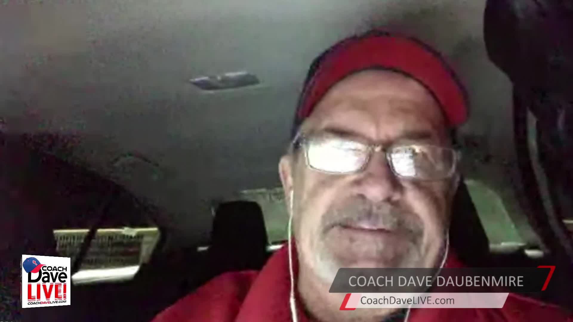 Coach Dave LIVE | 02-04-2021 | Transgender Tragedies with Guests David Arthur and Mike Heath