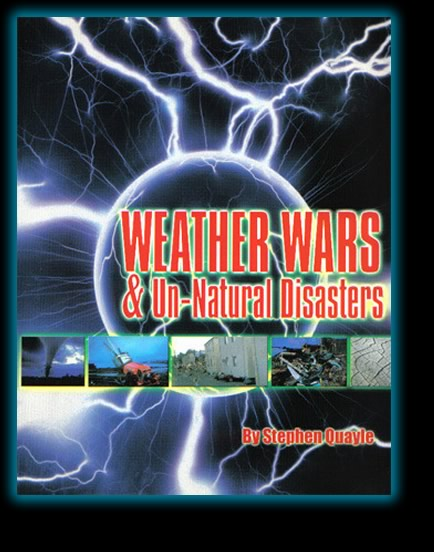 STEVE QUAYLE! WEATHER WARS IN TEXAS!