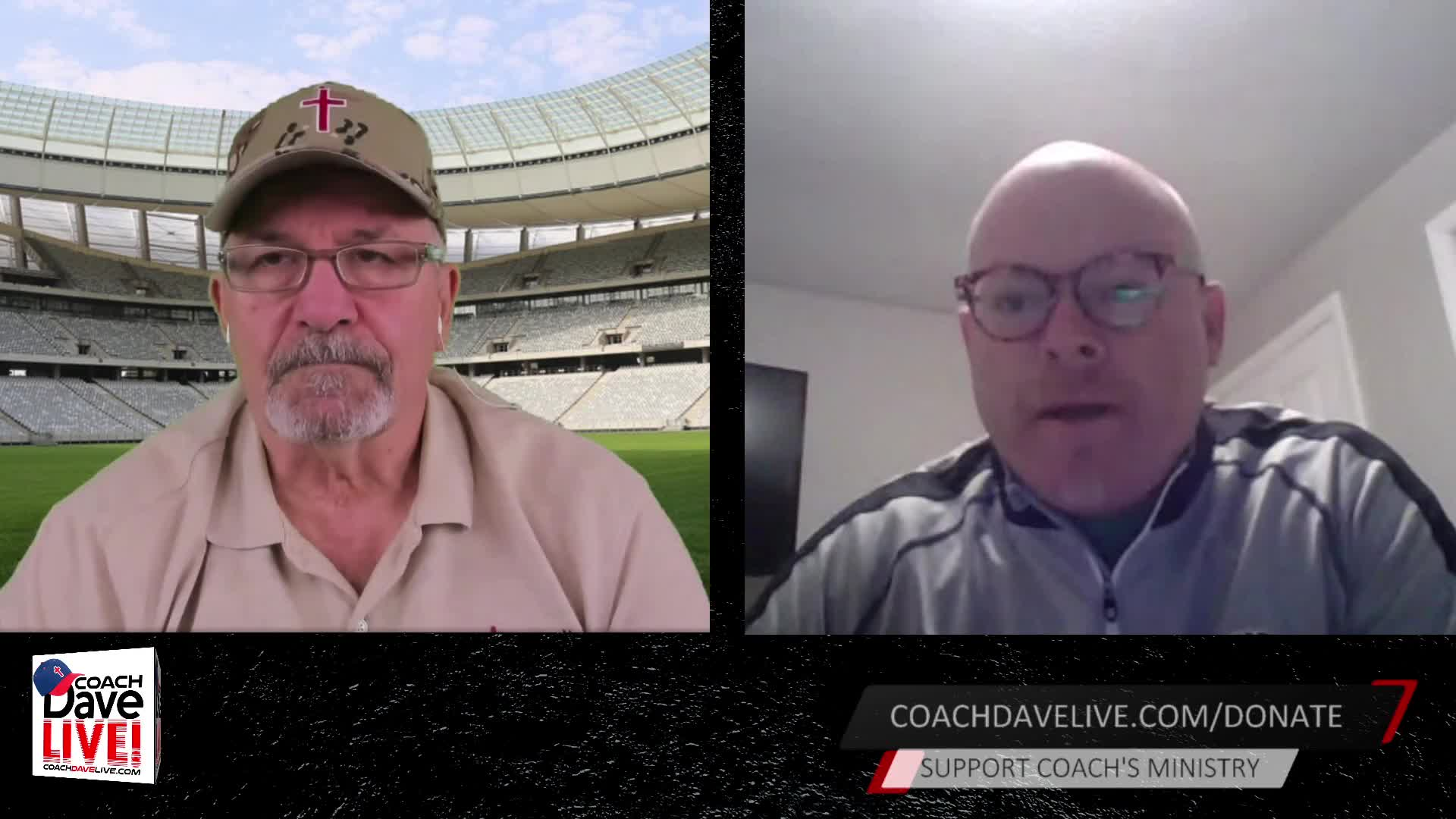 Coach Dave LIVE | 3-3-2021 | DEVILS IN HIGH PLACES