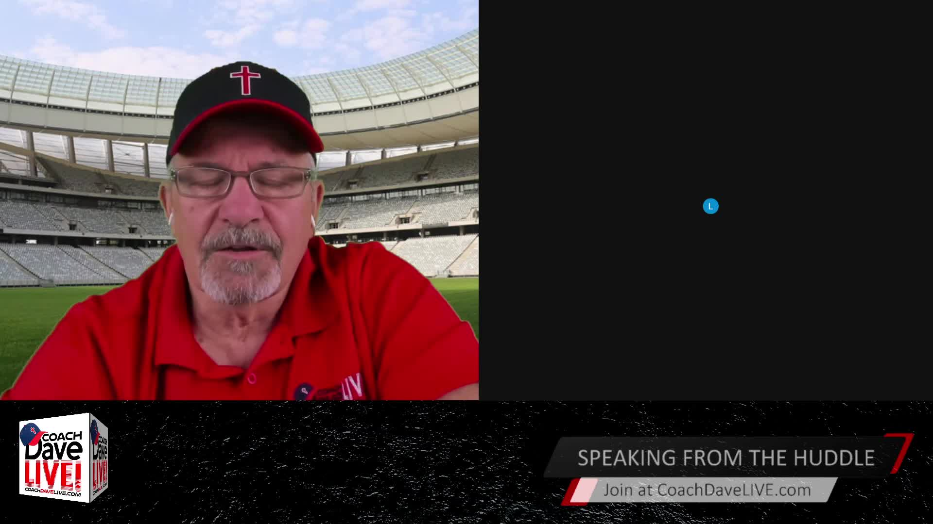 Coach Dave LIVE | 3-22-2021 | TEAMING UP FOR THE BODY
