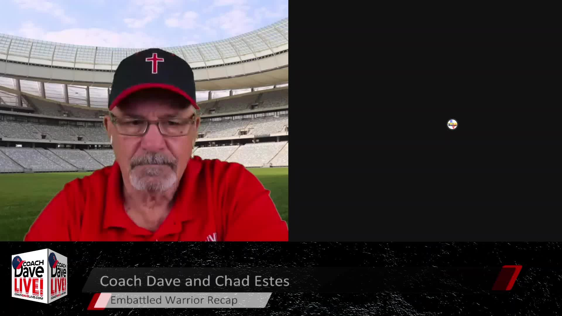 Coach Dave LIVE | 4-12-2021 | SORRY KIDS, THE ADULTS HAVE LIED TO YOU - AUDIO ONLY