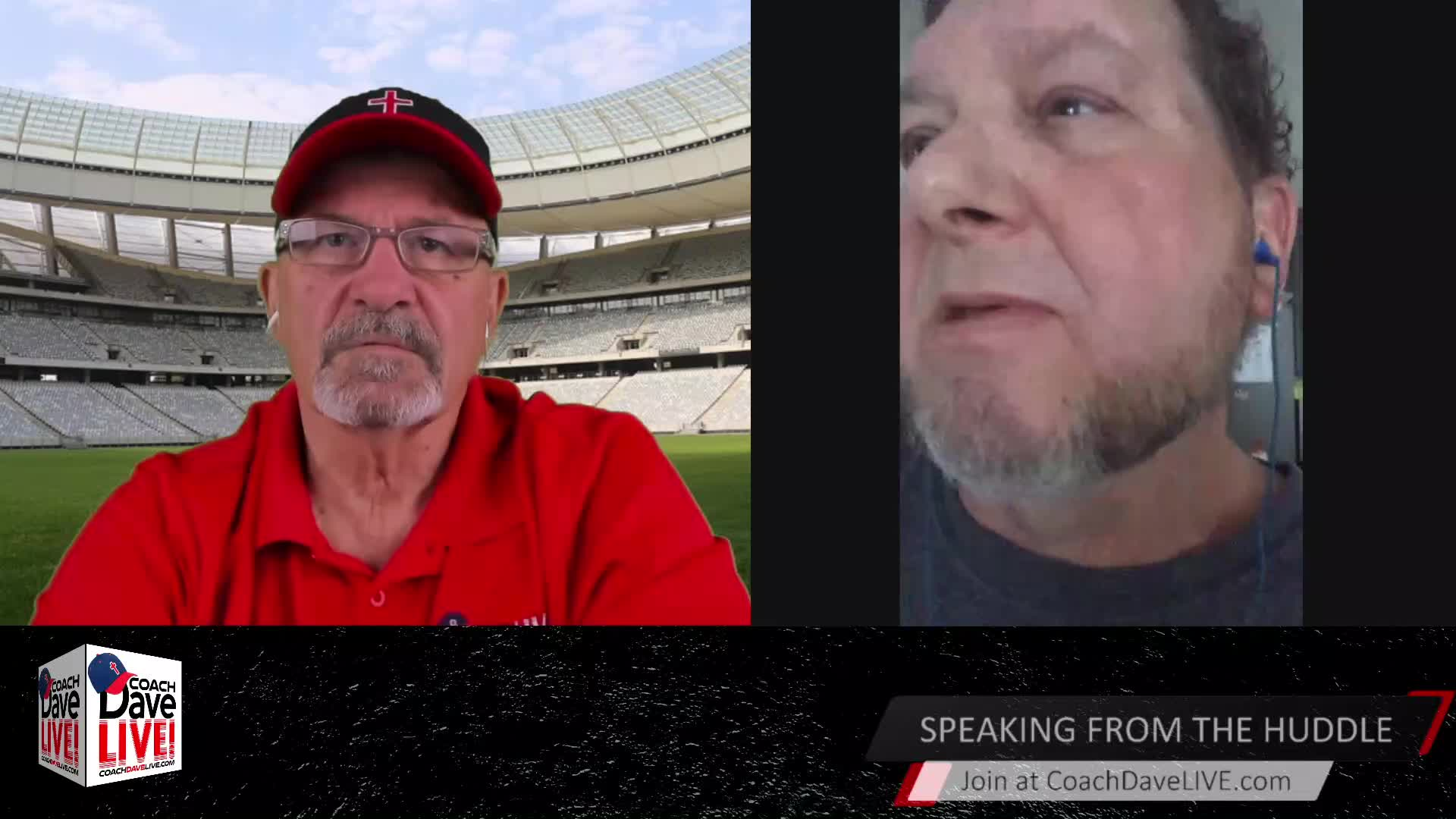 Coach Dave LIVE   4-16-2021   FLEA FLICKER FRIDAY: DOC MARQUIS AND MORE COVID LIES - AUDIO ONLY