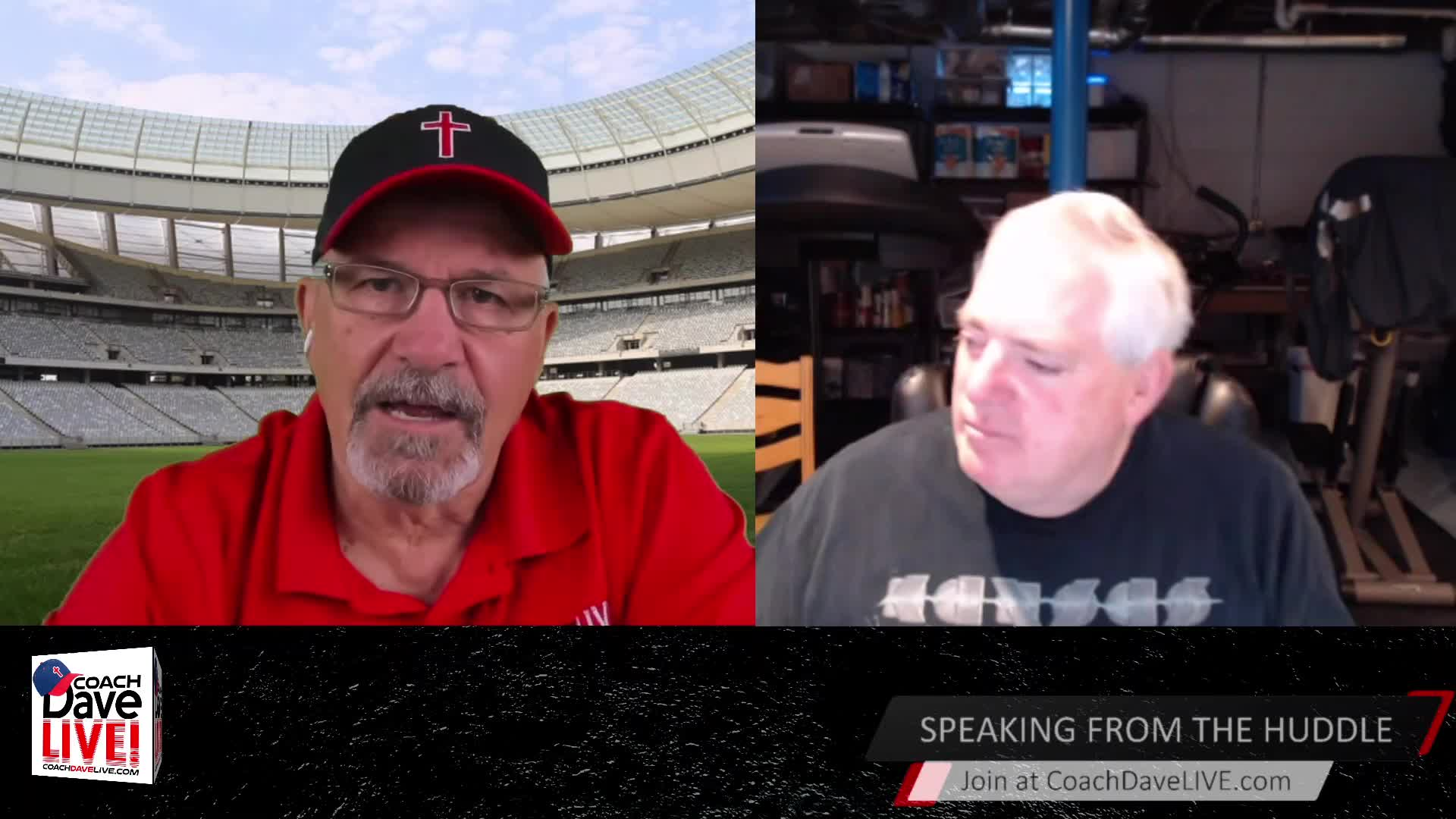 Coach Dave LIVE | 4-21-2021 | SOMETHING'S COMING!