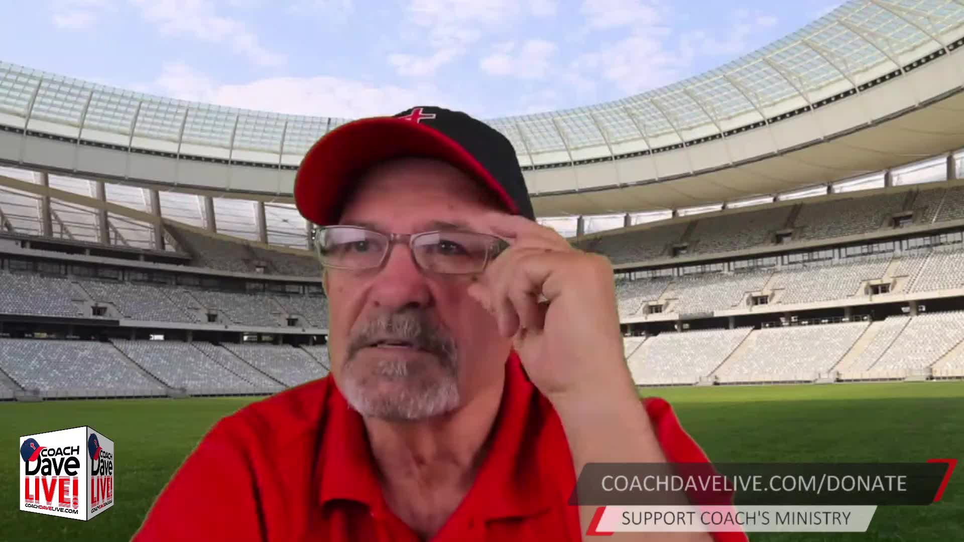 Coach Dave LIVE | 5-3-2021 | CRAP-ICAL RACE THEORY