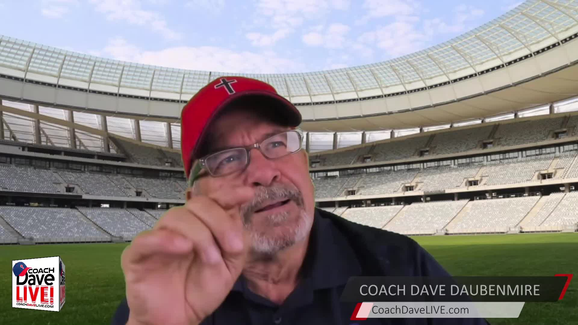 Coach Dave LIVE   5-6-2021   BRUCE IS A MAN, SEAN! - AUDIO ONLY