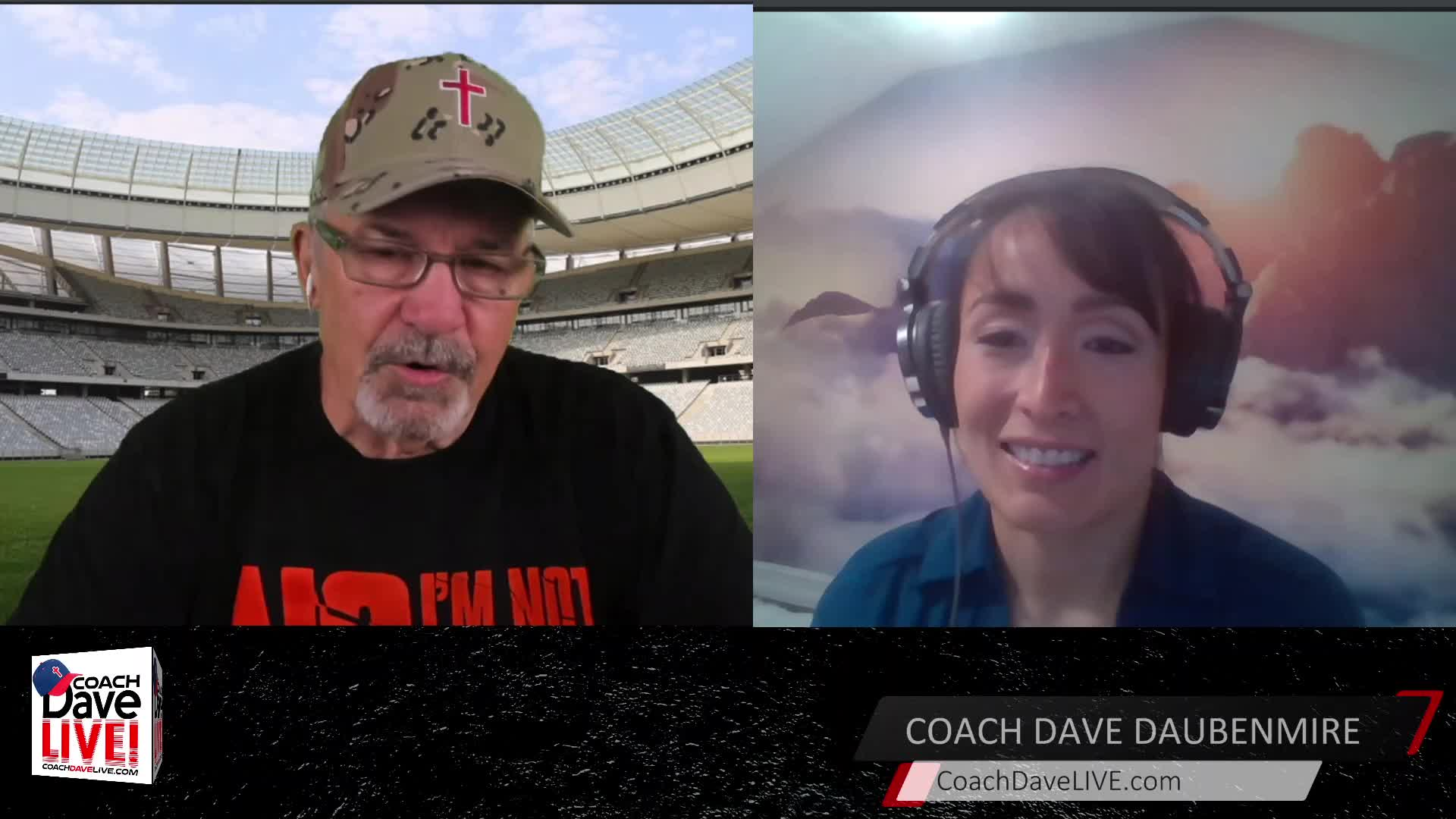 Coach Dave LIVE   5-26-2021   Audio Only