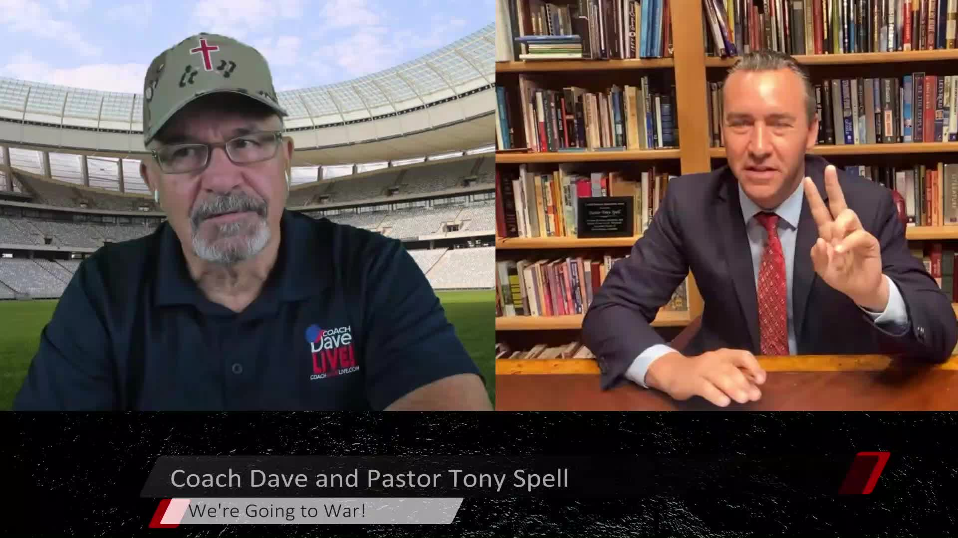 Coach Dave LIVE | 6-1-2021 | WE'RE GOING TO WAR WITH TONY SPELL! - AUDIO ONLY