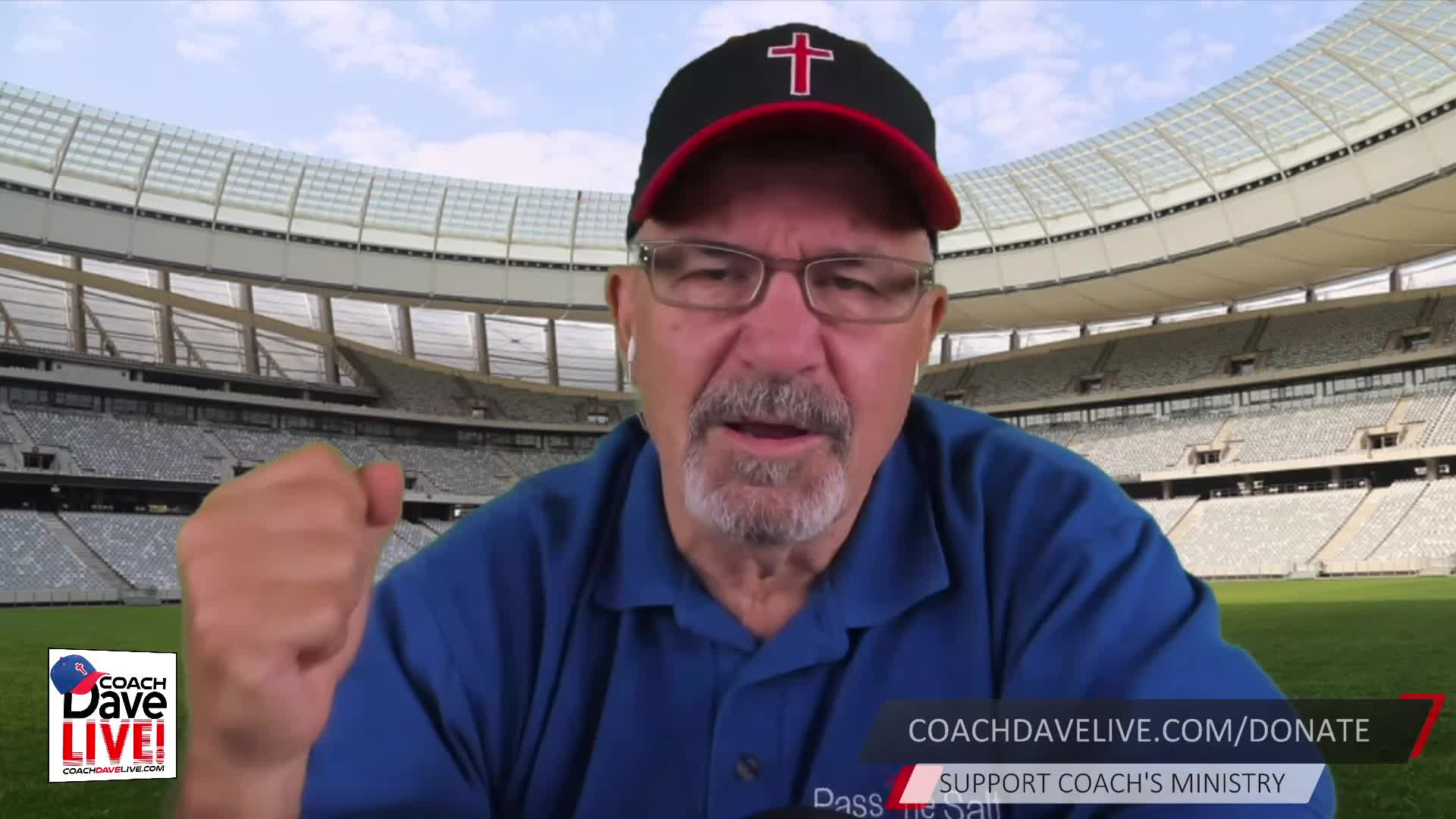 Coach Dave LIVE   5-31-2021   WHAT MEMORIAL DAY IS ALL ABOUT