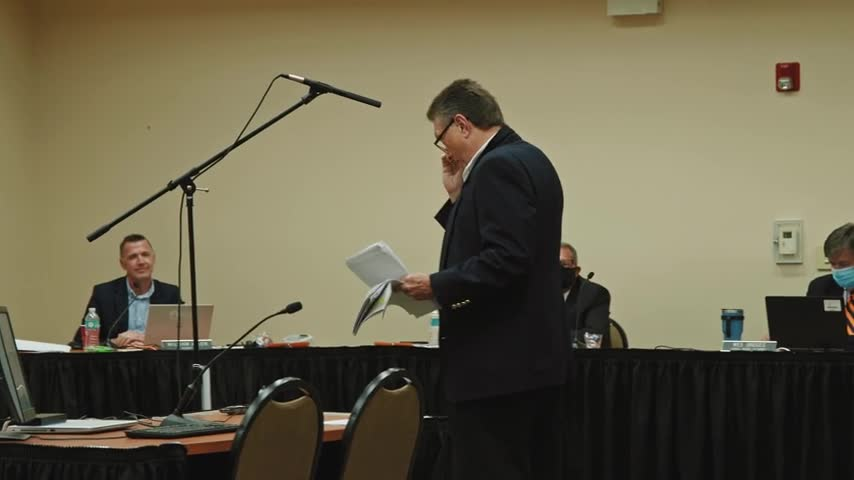 Ted & Austin Broer Speak to Polk County School Board. Say No to Masks and Cultural Marxism