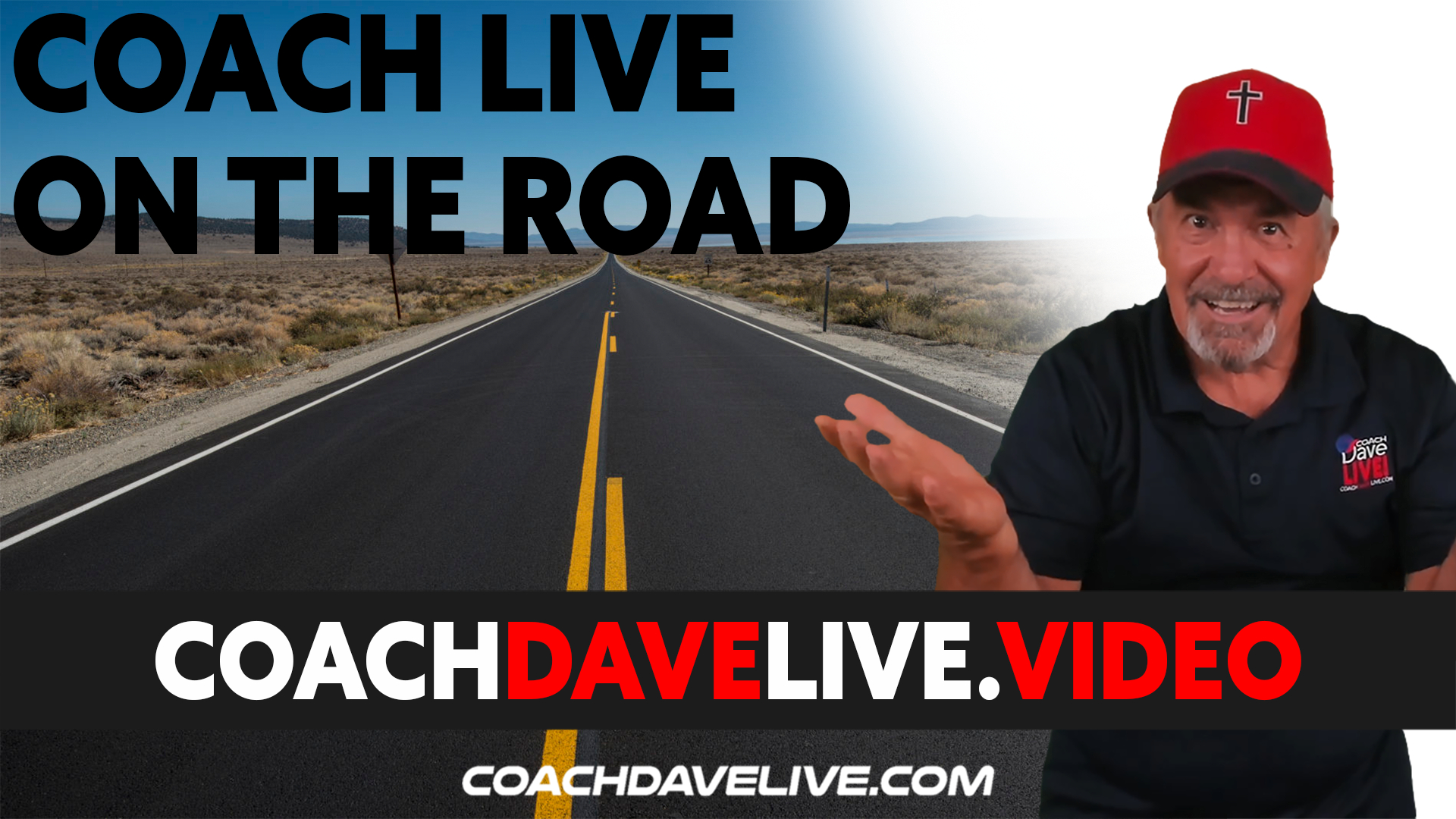 Coach Dave LIVE   9-2-2021   COACH LIVE ON THE ROAD