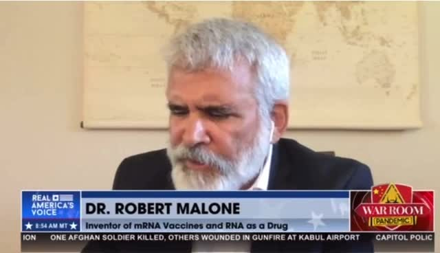 Dr. Robert Malone Talks About the Deadly Jab
